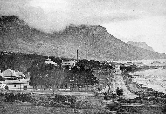 Main Road Camps Bay 1905| Flickr - Photo Sharing!