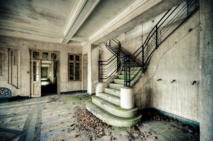 Sanatorium of Dreux (France)