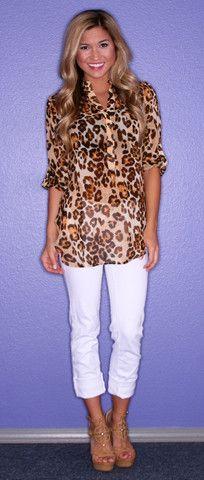 Cheetah Chic | Impressions