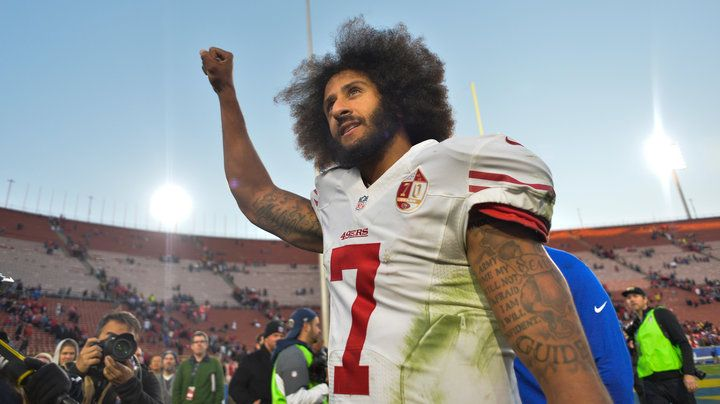 Hatred of the quarterback among NFL owners feels all too familiar. Colin Kaepernick Is To The NFL What Black People Are To America.