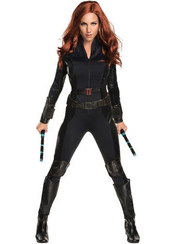 Costume Veuve Noire Captain America Civil War femme