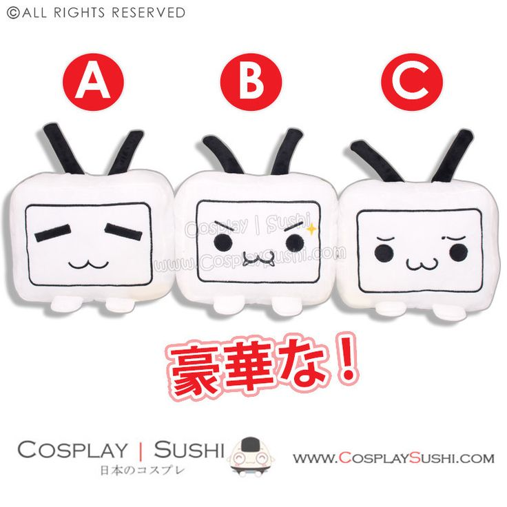 Funny Cute TV Emoticon Plushie~  SHOP NOW ► http://bit.ly/1TkAToV Follow Cosplay Sushi for more cosplay ideas! #cosplaysushi #cosplay #anime #otaku #cool #cosplayer #cute #kawaii #TV #Emoticon #Plushie #Plush