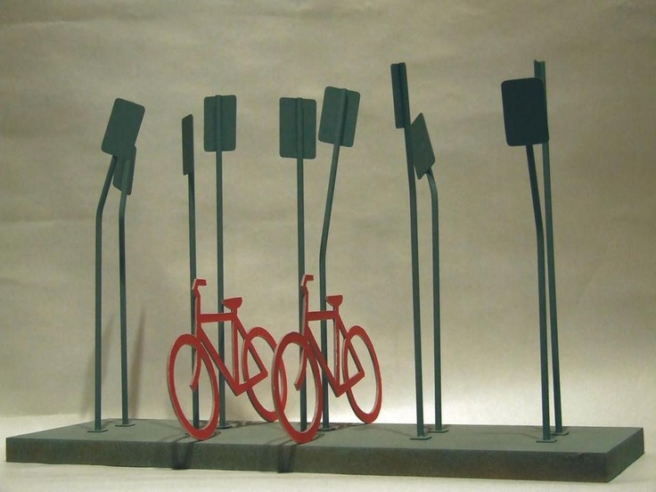 The Cambridge Arts Council has asked artists with regional ties to design bike racks for Kendall Square in Cambridge, MA. (Globe photo by Aaron Stephan)    VOTE FOR YOUR FAVORITE HERE - http://svy.mk/xStWbXAaron Stephane, Bikes Racks, Cambridge Art, Design Bikes, Cambridge Style, Globes Photos, Art Council, Kendall Squares, Artists Vision