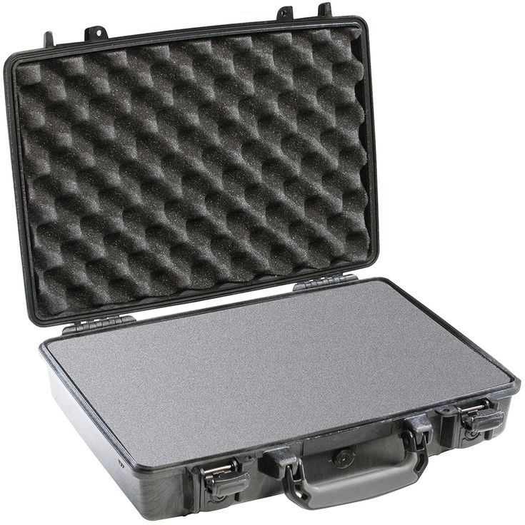 Pelican Products 1470 Laptop Case Medium Case offers watertight protection. Check our USA made Protector line, perfect for cameras, laptops, guns, & more.