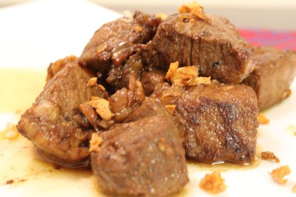 Filipino Beef Salpicao