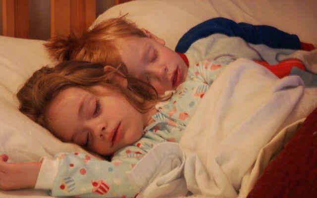 I disturbi del sonno nei bimbi con disagio psichico #sonno #bambini