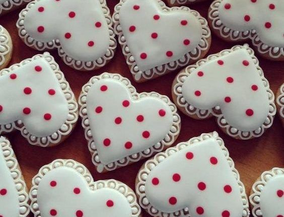 Sweet Heart Cookies – Sognando i Sogni…
