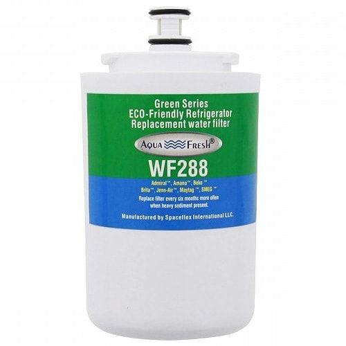 AquaFresh Replacement Water Filter for Maytag MZD2766GES Refrigerators, Blue aqua
