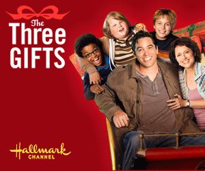 the three gifts movie dvd on tv tonight watch dean cain