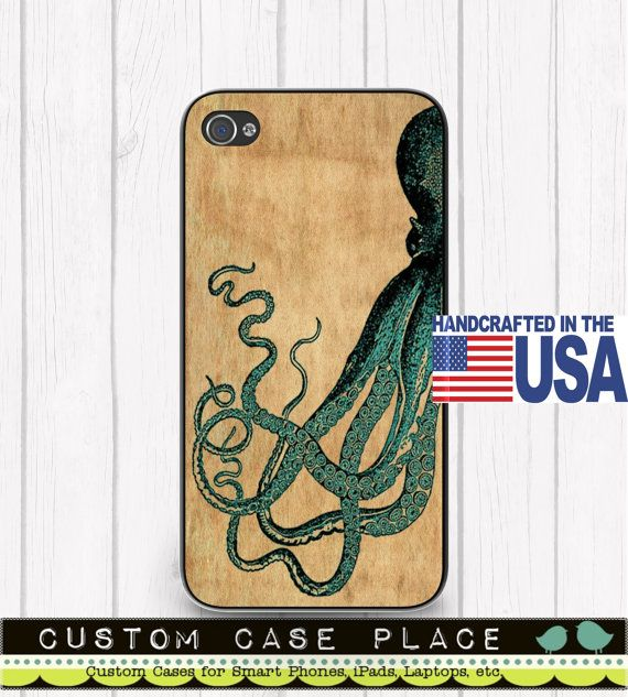 Hey, I found this really awesome Etsy listing at https://www.etsy.com/listing/180813485/vintage-octopus-choose-color-nautical