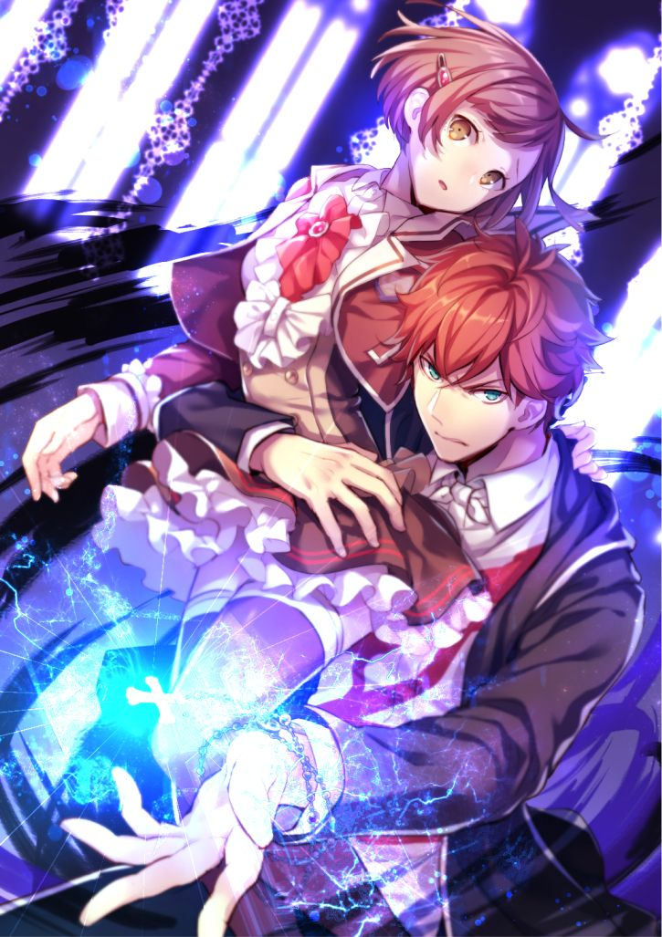 Anime Characters Dancing : Best dance with devils images on pinterest devil