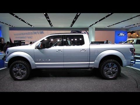 2016 Ford Atlas Price and Specs