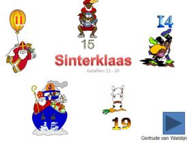 Digibordles cijferherkenning 11 - 20 http://leermiddel.digischool.nl/po/leermiddel/12f36fc999128b35d49903d4c7d3e29c?s=3.5