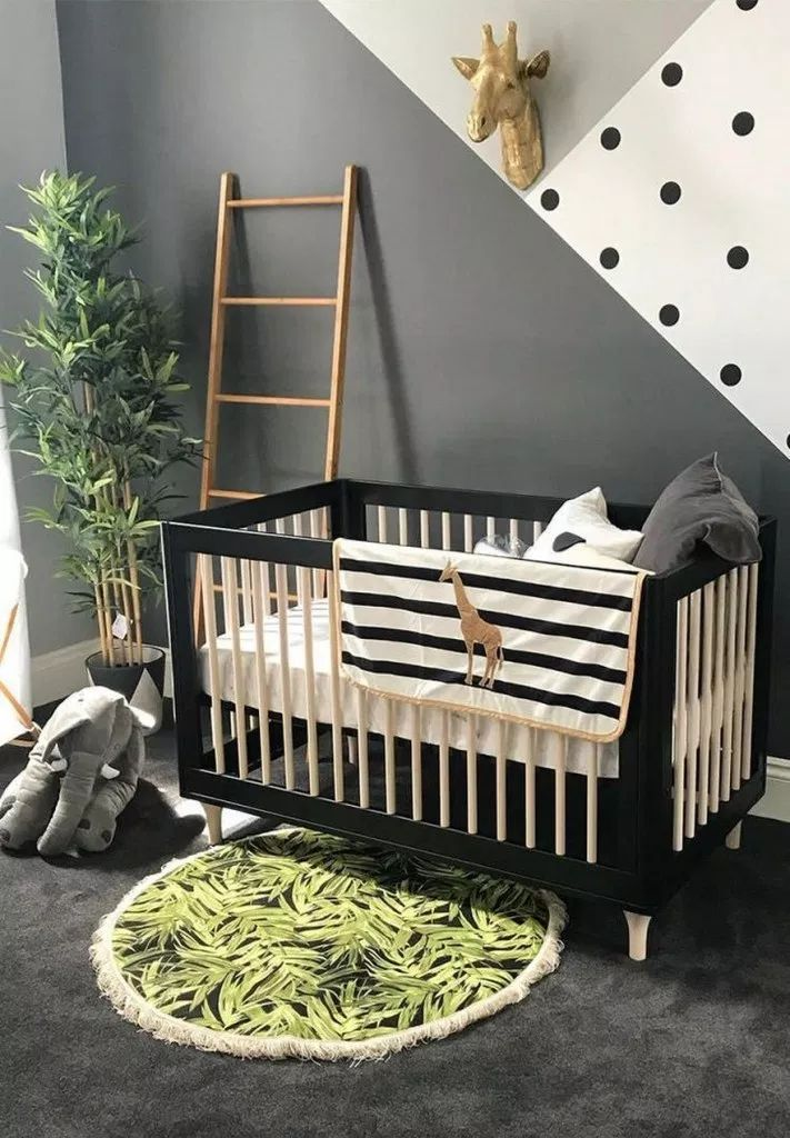 Best 45 Cute Baby Room Ideas That Are So Cozy For You Baby