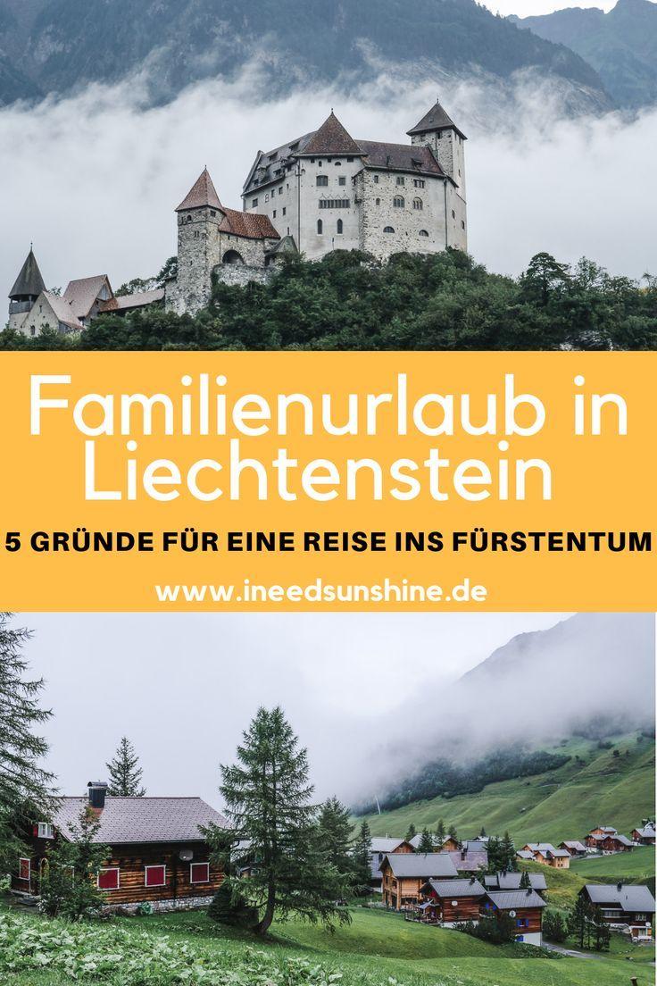 Liechtenstein Urlaub Mit Kindern Erfahrungsbericht Lohnt Es Sich Familien Urlaub Urlaub Urlaub Mit Kindern