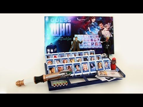 Doctor Who Guess Who