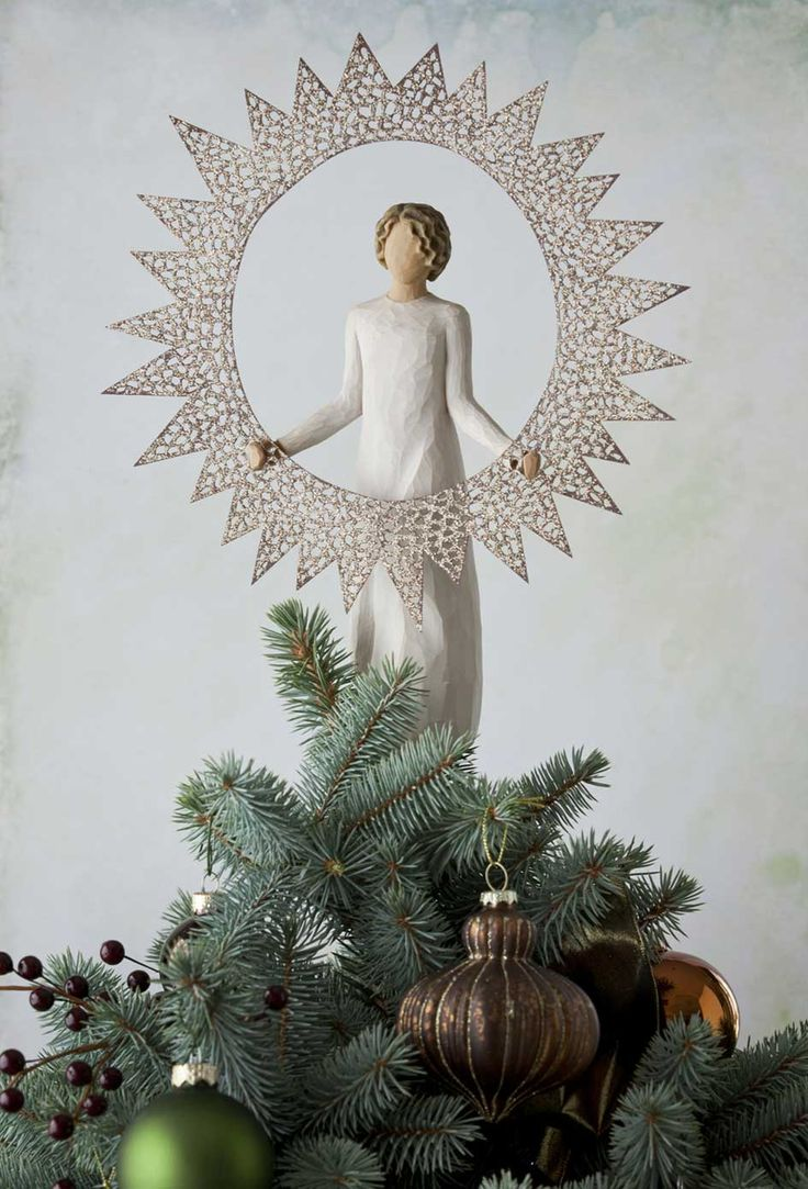 Willow Tree: Tree Topper                                                                                                                                                                                 More