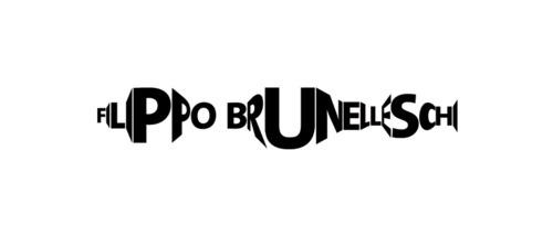 … Filippo Brunelleschi …  Idea: Perspectiva (Brunelleschi > creador del estudio de la perspectiva)  Diseño de logotipo  /proyecto personal/