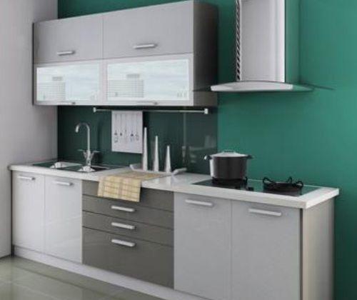 one wall kitchen designs ideas - One Wall Kitchen Designs
