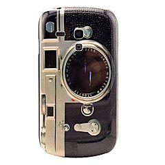 Κάλυμμα πίσω μέρους - Γραφικό/Κινούμενα σχέδια/Ειδικός Σχεδιασμός/Εθνική Σημαία/Στυλ Μάρκας - Samsung Mobile Phone - για Samsung S3 Mini I8190N (