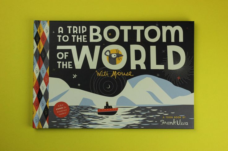 Anorak Shop — A trip to the bottom of the world