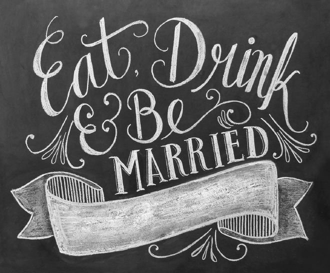 DIY WEDDING PRINTABLE RUSTIC CHALK ART LABELS included: Water bottle labels, Round favor labels, Reserved labels,wine bottle labels, and wedding adress labels.