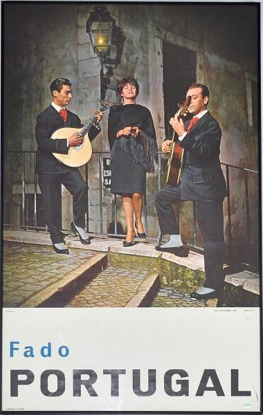 """Fado"" photo D'Eça - 1966"