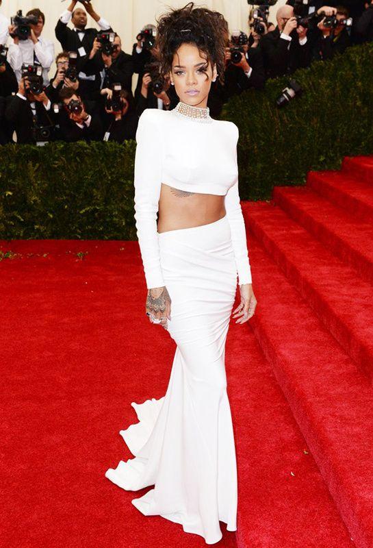 Rihanna @2013 Met