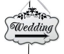 Lillian Rose™ Wedding Direction Sign