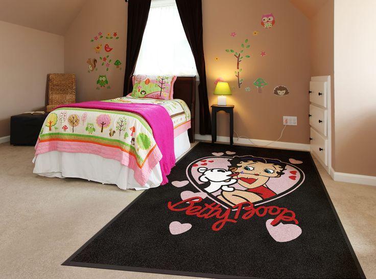 Bettyboop S Bedroom Rug