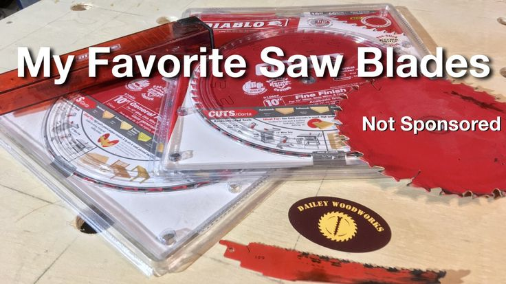 The right saw blade can make a cheap tool work great, the wrong saw blade can make a great tool run poorly. This was illustrated to me when I was setting up my new table saw (more about it in next …