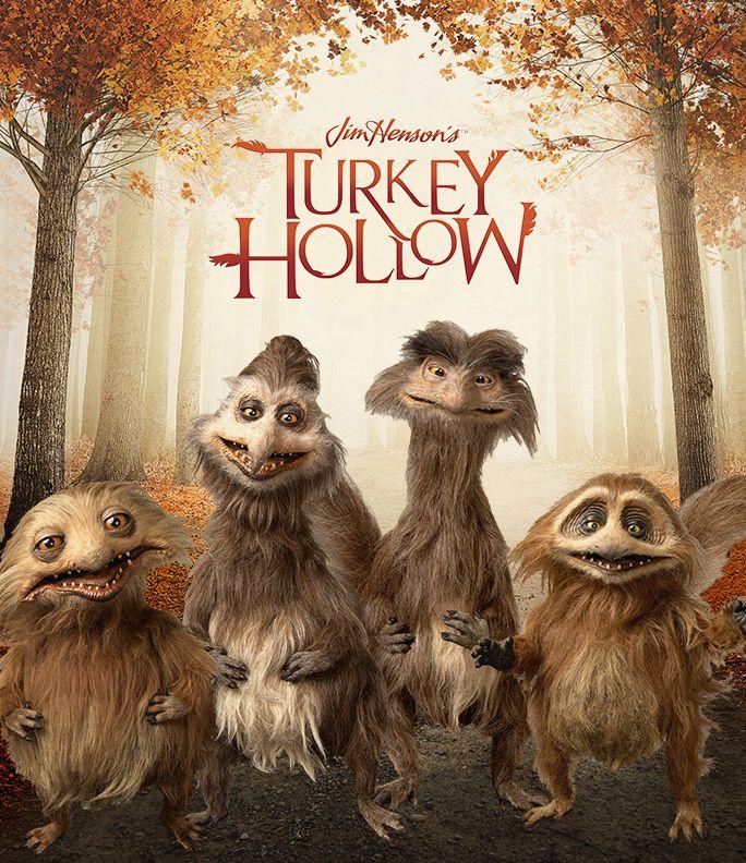 turkey hollow | Introducing the Furriest Stars of Jim Henson's Turkey Hollow! - Jim ...