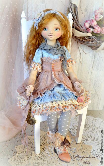 Коллекционные куклы ручной работы. Ярмарка Мастеров - ручная работа Ева. Handmade.