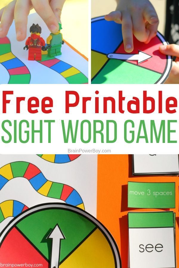 photograph relating to Free Printable Sight Word Games named Absolutely free Printable Sight Term Activity Free of charge Homeschool Printables
