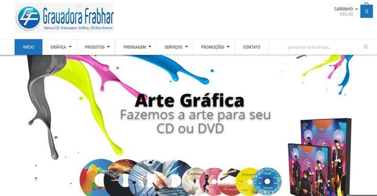 Gravadora.com.br é a empresa e com dez anos de experiência em duplicação de CDs, impressão, serviços de prensagem e fabricação e estúdio de gravação em SP. Oferecemos serviços de alta qualidade para músicos, bandas, cantores e organizações.