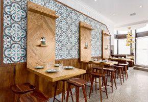 Design Crush: Modern Vietnamese Restaurant Anh and Chi