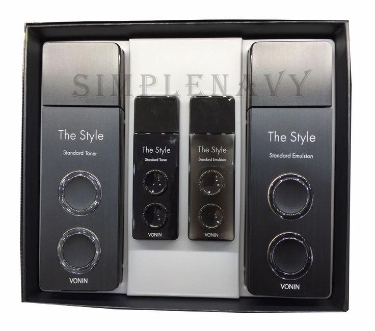 VONIN The Style Standard 2 Set For All Skin Type #VONIN