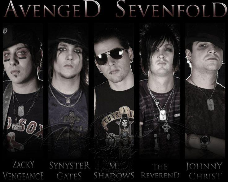 117 best avenged sevenfold images on pinterest avenged sevenfold avenged sevenfold fan art pesquisa google voltagebd Images