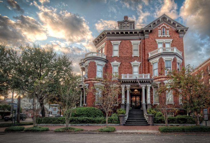 The Kehoe House - Savannah, Georgia. An exquisitely restored 1892 Renaissance Revival mansion, now a luxury bed & breakfast inn. #historicsavannah www.kehoehouse.com