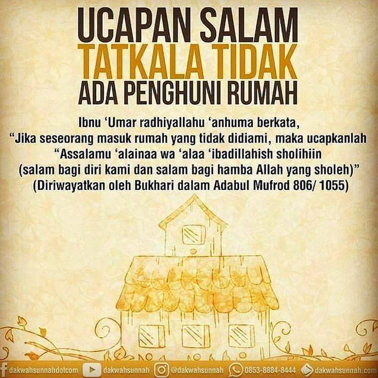 http://nasihatsahabat.com/mengucapkan-salam-pada-rumah-kosong/ #nasihatsahabat #mutiarasunnah #motivasiIslami #petuahulama #hadist #hadits #nasihatulama #fatwaulama #akhlak #akhlaq #sunnah #salafiyah #Muslimah #adabIslami #ManhajSalaf #Alhaq #dakwahsunnah #Islam #ahlussunnah #sunnah #tauhid #dakwahtauhid #alquran #kajiansunnah #adabakhlak, #ucapan, #ucapkan, #mengucapkan, #doazikir, #doa, #zikir, #dzikir, #rumahkosong, #tidakadapenghunihukum, #tatacara, #cara #masukrumah