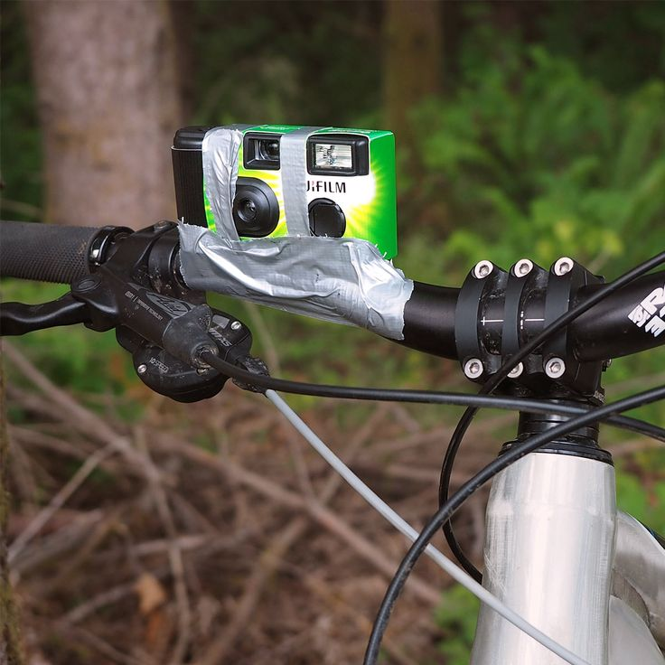 Analog action cam.