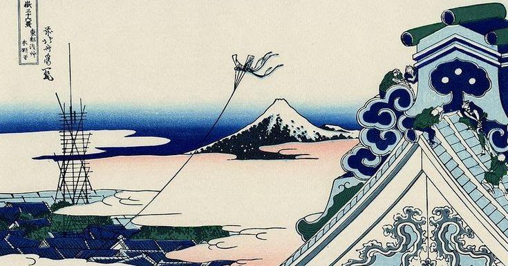 #Hokusai #Hiroshige #Utamaro - incidere i sogni: http://margininversi.blogspot.it/2017/01/hokusai-hiroshige-utamaro-incidere-i.html