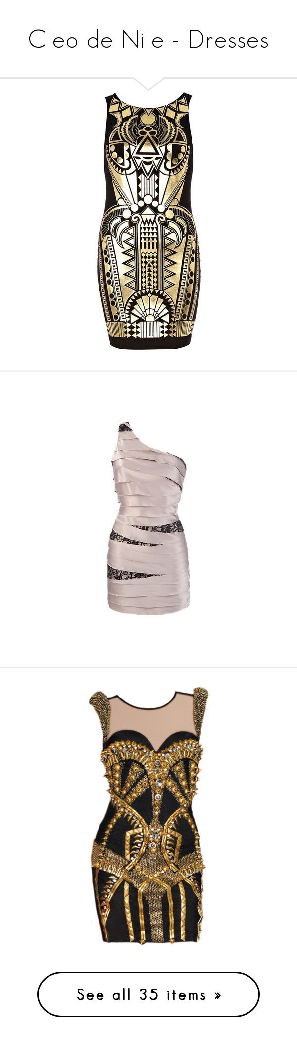 """""""Cleo de Nile - Dresses"""" by twiceuponatime1 ❤ liked on Polyvore featuring dresses, vestidos, short dresses, aztec dresses, aztec print bodycon dress, aztec bodycon dress, body conscious dress, aztec print dress, going out dresses and mini dress"""