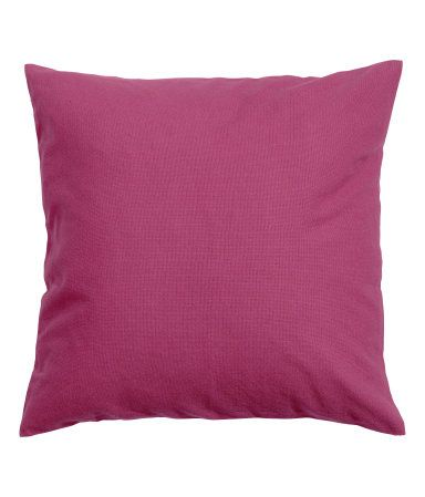 H&M Canvas cushion cover £3.99 x 2