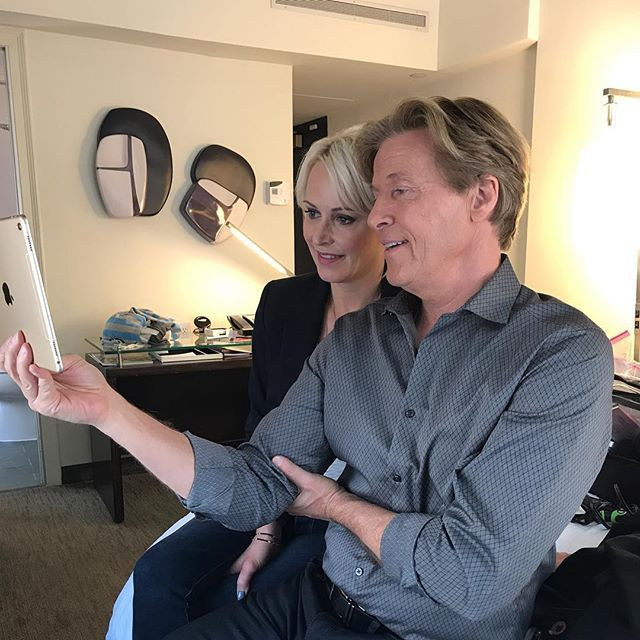 Jack Wagner and Josie Bissett took over Instagram and Skyped a call to a fan today! Did you catch their takeover? Watch their latest movie, Wedding March 2: Resorting to Love, this Saturday 9/8c on Hallmark Channel! #JuneWeddings #HallmarkChannel