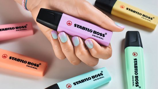 Stabilo Pastel Highlighters