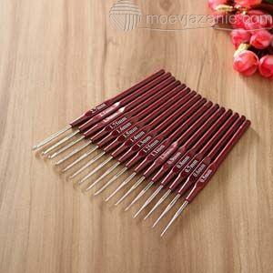стальные крючки для вязания