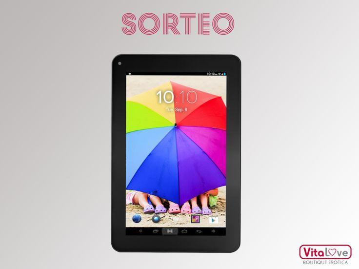 Sorteo de una Tablet Woxter QX78 Negra