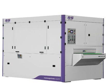 Lixadoras de Rebarba e Arredondamento de Arestas - Tube Polishing, Deburring and Edge rounding machines | NS Máquinas
