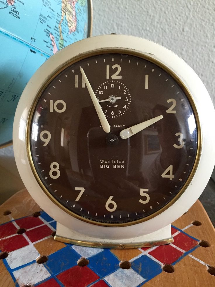 Decorative Bedroom Alarm Clocks: 24 Best House Clocks For Sale Images On Pinterest